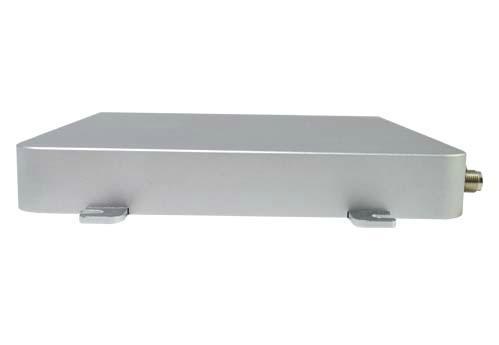 Professional CNC aluminum alloy 8 ports rfid long range rfid reader 1