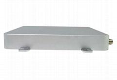 Professional CNC aluminum alloy 8 ports rfid long range rfid reader