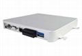 Professional CNC aluminum alloy 8 ports rfid long range rfid reader 4