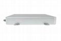 专业数控铝合金8端口rfid远程rfid读卡器