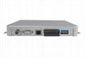 Professional CNC aluminum alloy 8 ports rfid long range rfid reader 2