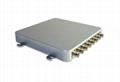 Professional CNC aluminum alloy 8 ports rfid long range rfid reader 5