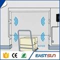 gate rfid reader card reader for supermarket store 5