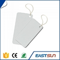 840-960MHZ paper labels garment hang tags for shopping mall 2