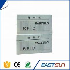 uhf custom sticker label rfid tags for Logistics tracking