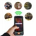 手持式无线扫描枪 可用于绑定标签