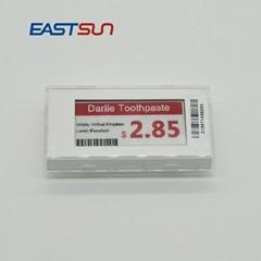 超市价格标签 2.9寸电子纸屏幕 电子货架标签