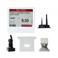 Electronic shelf label  e-paper price tag ESL demo kit for customer testing  5