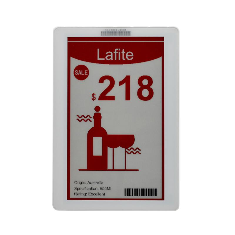 E paper display EPD E-ink price tag labels  12