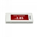 EASTSUN EPD 2.9'' 3colors electronic price tag  for supermarket 11