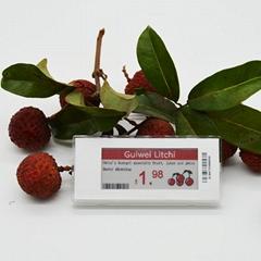 熱賣現代化管理超市電子貨架標籤