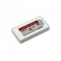 2.1英寸 电子纸屏连锁店货架标签 商品标价改价 ESL电子标签 6