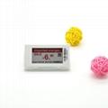 2.1英寸 电子纸屏连锁店货架标签 商品标价改价 ESL电子标签 10