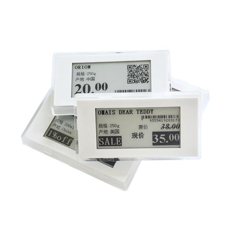 ESL E-paper digital display tag remote wifi electronic price label 2
