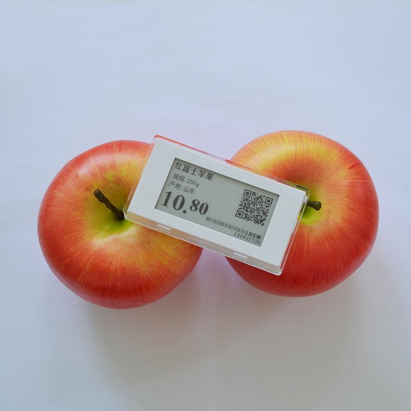 ESL E-paper digital display tag remote wifi electronic price label 4