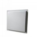 灰色PET超高频rfid模块长距离读取器  可用于车库 2
