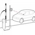 灰色PET超高频rfid模块长距离读取器  可用于车库 5