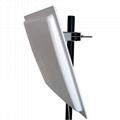 灰色PET超高频rfid模块长距离读取器  可用于车库 1