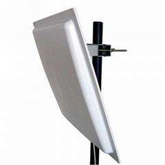 灰色PET超高頻rfid模塊長距離讀取器  可用於車庫