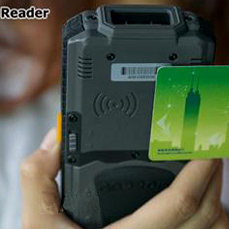 Black rfid reader for data collection terminal 8
