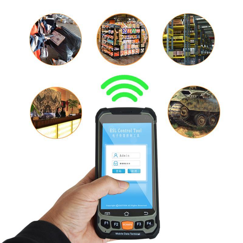 手持式无线扫描枪 可用于绑定标签 5