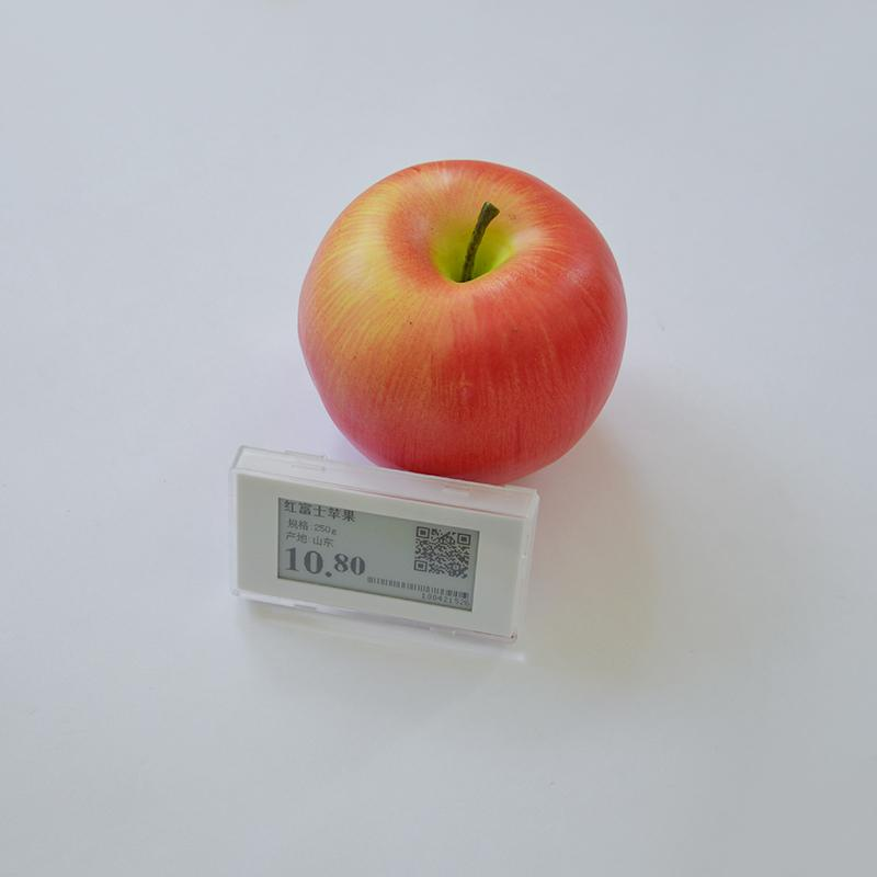 Wireless esl Electronic Shelf Label Digital Price Tag For Supermarket 11