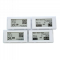 Wireless esl Electronic Shelf Label Digital Price Tag For Supermarket 7