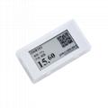 Wireless esl Electronic Shelf Label Digital Price Tag For Supermarket 8