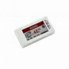 電子油墨顯示器的數字貨架標籤