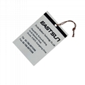 rfid clothing tag clothing hang paper tagfor Garment