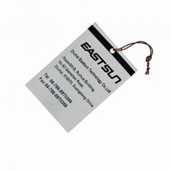 定制logo 服装织唛布标定做 商标标签定做 rf射频标签