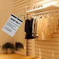 rfid clothing tag clothing hang paper tagfor Garment