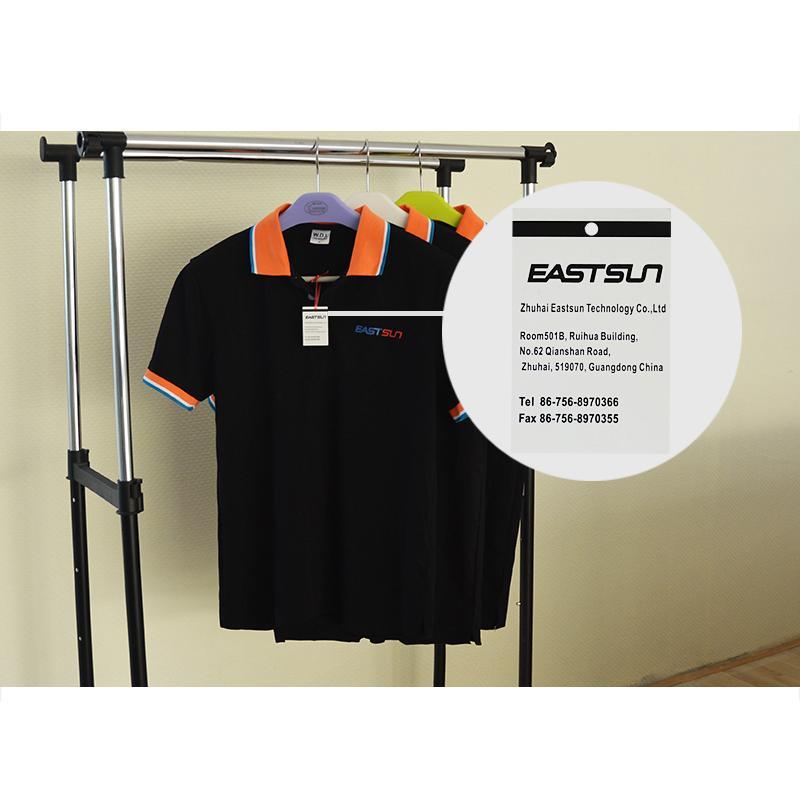 定制logo 服装织唛布标定做 商标标签定做 rf射频标签 8