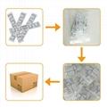 超高频UHF 布草 柔性 洗涤 rfid电子标签 耐高温 洗衣标签 5