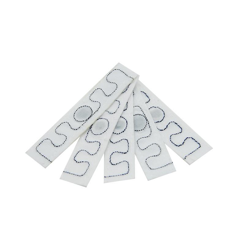 超高频UHF 布草 柔性 洗涤 rfid电子标签 耐高温 洗衣标签 1