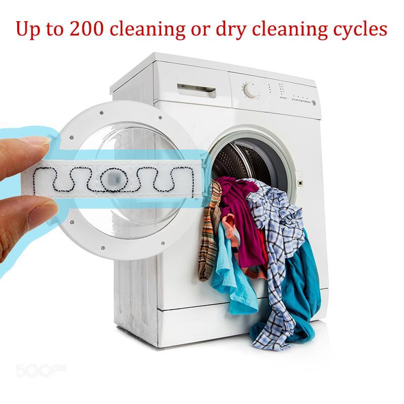 超高频UHF 布草 柔性 洗涤 rfid电子标签 耐高温 洗衣标签 7