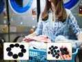 超高频无源RFID耐用洗衣标签 5