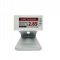 2.1 inch  low power consumption supermarket electronic price tag 3