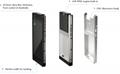 简约时尚UHF超高频手持式PDA数据采集终端RFID手持机潮流式读写器