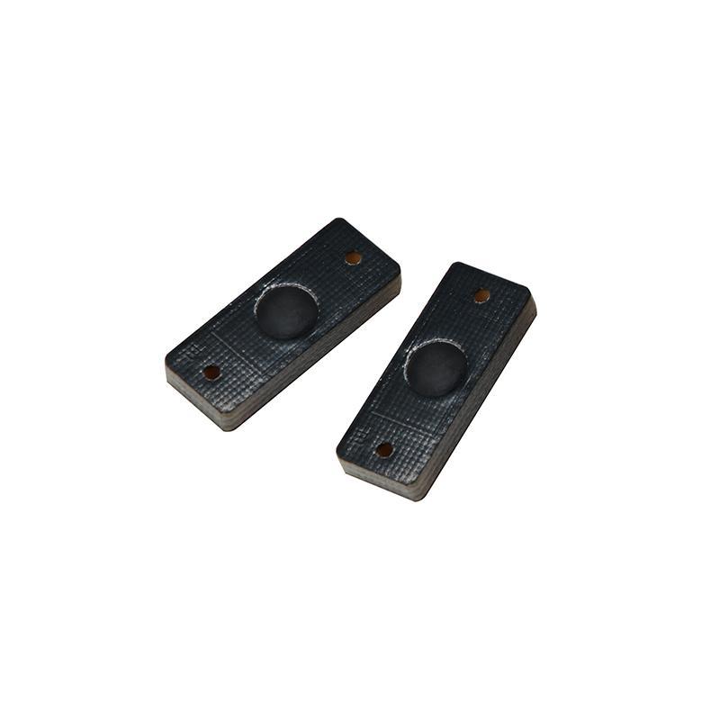 黑色PCB标签 固定资产管理 RFID超高频抗金属电子标签MP2309 1