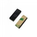 黑色PCB标签 固定资产管理 RFID超高频抗金属电子标签MP2309 4