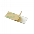 uhf rfid printable on metal Label PET MF7325