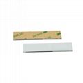 超高频抗金属资产管理 白色亚克力uhf rfid标签MP7515 4
