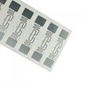 服裝托盤商品跟蹤管理UHF超高頻可直接粘貼RFID電子標籤 LL9662A 2