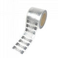 RFID UHF paper sticker label LL9662A