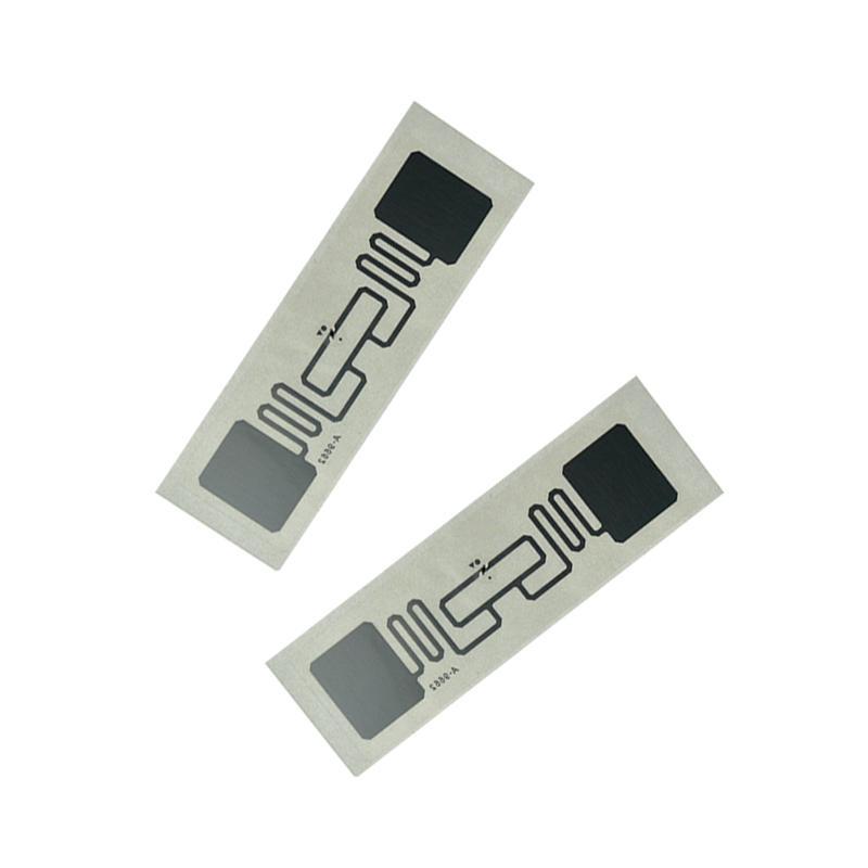 服装托盘商品跟踪管理UHF超高频可直接粘贴RFID电子标签 LL9662A 4