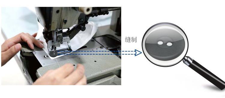 超高频洗衣标签PSS材质耐高温钮扣RFID电子标签 9