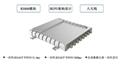 供应超高频八通道读写器 能同时外接八支RFID天线 RF801 修改