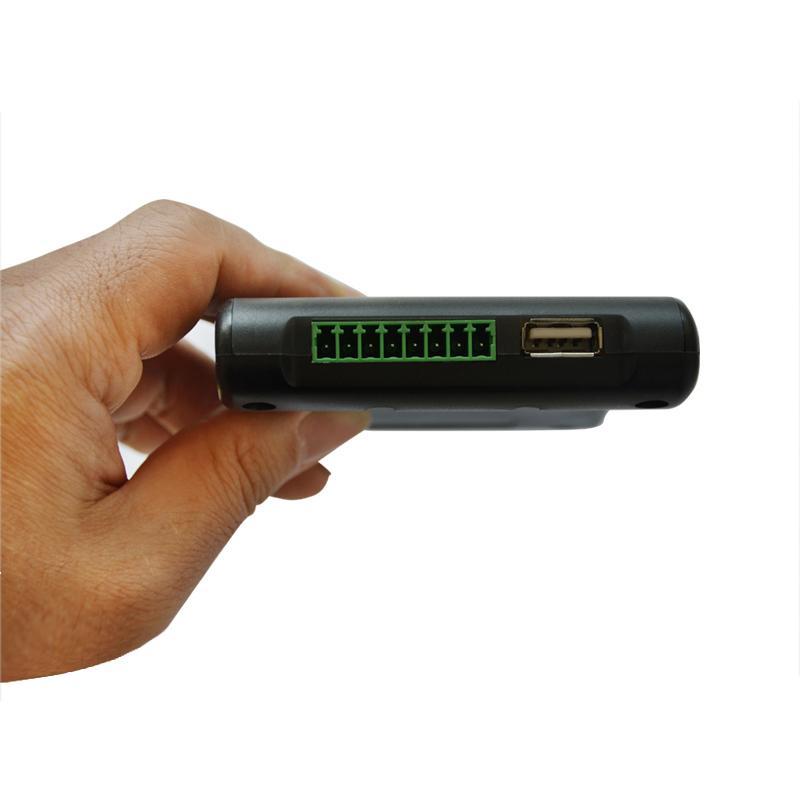 小巧形超高频桌面式发卡读写器用于物流仓库运输图书馆游泳场食堂  1