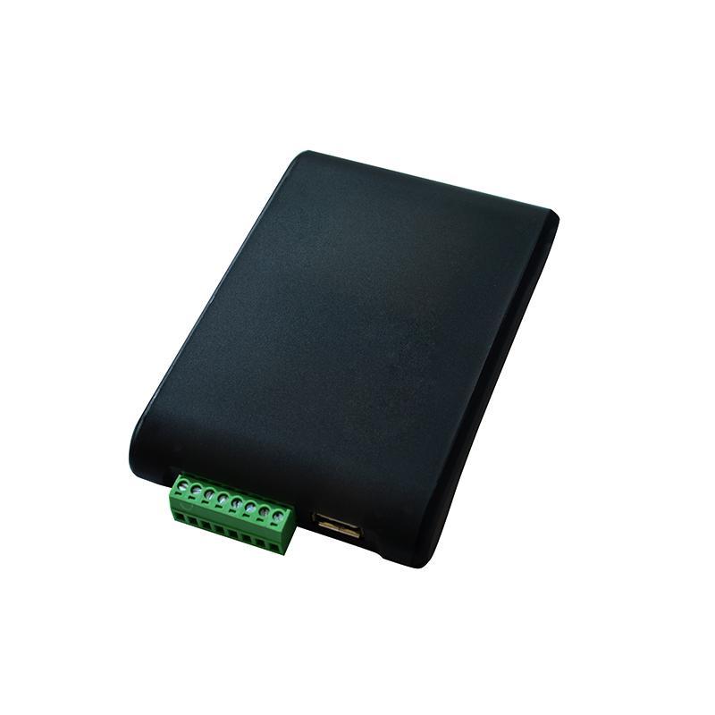 小巧形超高频桌面式发卡读写器用于物流仓库运输图书馆游泳场食堂  2